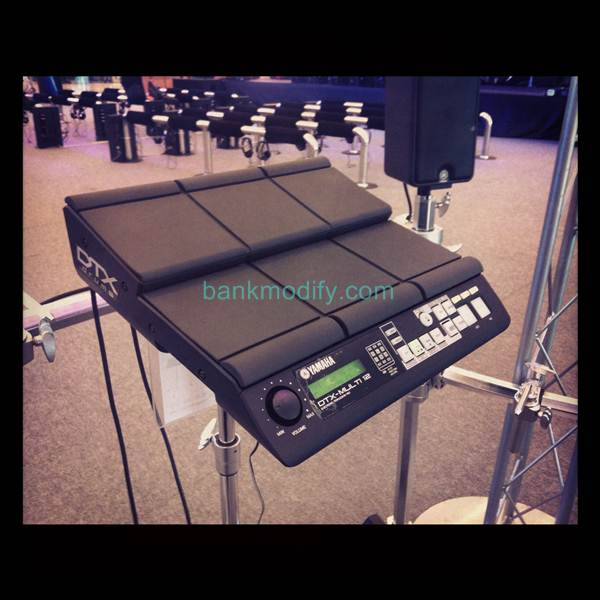 Yamaha DTX Electric Percussion