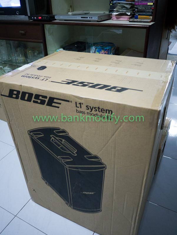 กล่อง B2 Bass Module