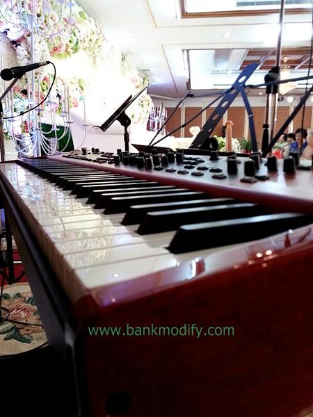 มุมมองจากนักเปียโนบนเวที