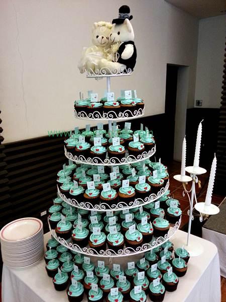 คัพเค้ก งานแต่งงาน