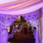 ทางเข้าห้องจัดเลี้ยงงานแต่งงาน
