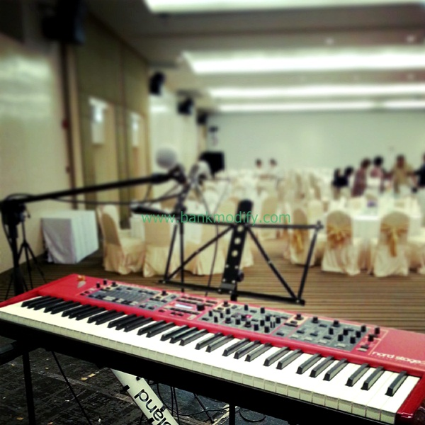มุมมองจากนักเปียโนบนเวทีดนตรี