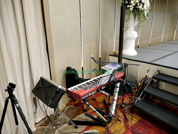 มุมของนักดนตรี งานแต่งงาน