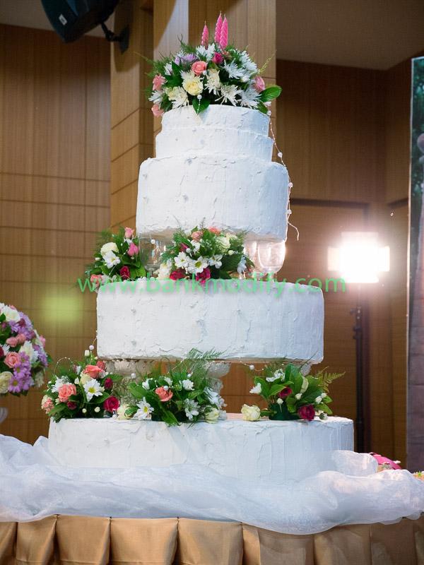 เค้กงานแต่งงาน