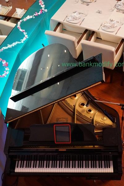 มุมมอง Grand Piano จากชั้นสอง