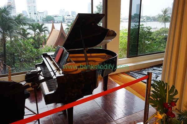 Grand Piano ที่ใช้เล่นในงานแต่งงาน
