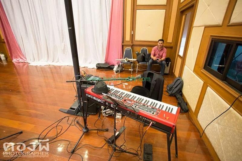 มุมวงดนตรี งานแต่งงาน