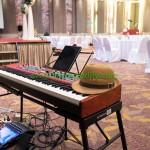เปียโนไฟฟ้าในงานแต่งงาน