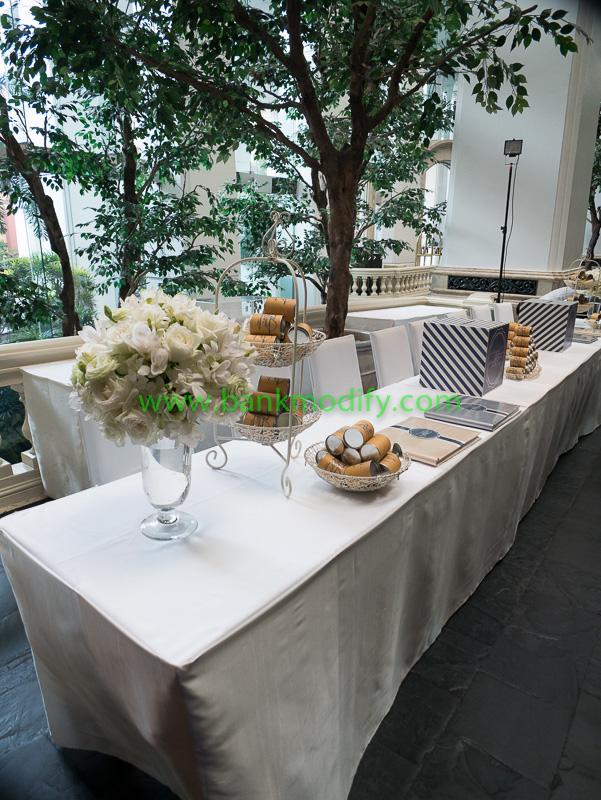 โต๊ะหน้างานแต่งงาน