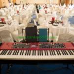 เปียโนไฟฟ้าที่ใช้เล่นในงานแต่งงาน