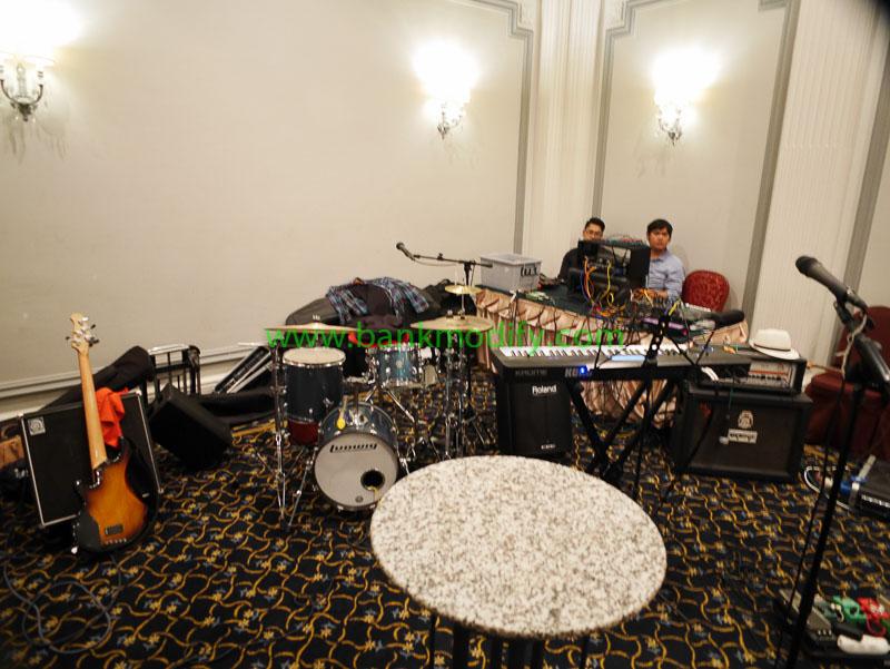 มุมนักดนตรี งานแต่งงาน