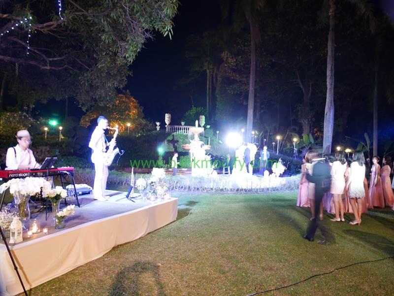 วงดนตรีงานแต่งงาน ตองพี & Friends